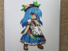 Tenshi by 8-BitBeadsStudio on DeviantArt
