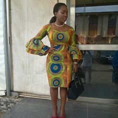 Yeah, it is another Ankara Fashion Weekend! In this season there are even more bright colors, quality fabrics, and unusual cuts!Years back, the best that could be achieved from Ankara cloth is the Iro and Buba. In the latest fashion trend, Ankara is sewn with different styles of...