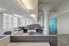 Inside NPR's Washington DC Headquarters / Hickok Cole Architects