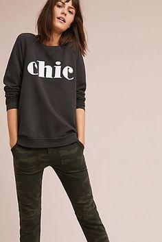 6cb30ac0d Sol Angeles Chic Graphic Sweatshirt Graphic Sweatshirt, T Shirt,  Sweatshirts, Sweaters, Tops