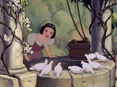 Surprisingly-profound-disney-quotes--snow-white-wishing-well