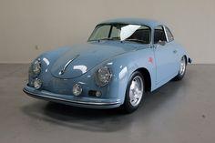 1957 Porsche 356 A Coupe - CPR Classic                                                                                                                                                                                 More