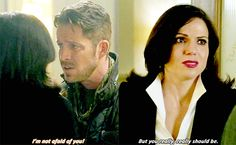 #OutlawQueen #ShatteredSight
