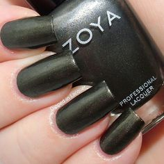 Dipped in Lacquer - Zoya Claudine