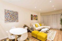 Una vivienda con decoración actual y cuidada #hogarhabitissimo