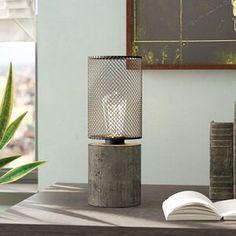 Concrete Display Stand Concrete Hand Rubbed Dark Wax Column Indoor Outdoor Decor