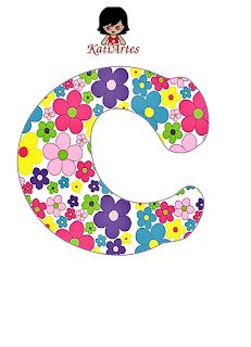 Flower Alphabet, Flower Letters, Alphabet Print, Monogram Alphabet, Welcome Sign Classroom, Wallpaper Do Mickey Mouse, Japan Crafts, Happy Design, Party Time