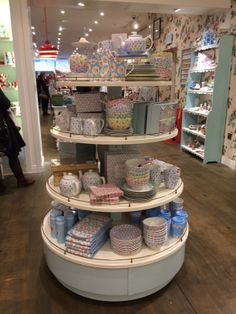 Cath Kidston - Nottingham - Clothing - Homewares - Home - Lifestyle - Visual Merchandising - www.clearretailgroup.eu