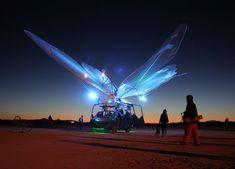 My Favorite Mutant Vehicle, Burning Man, 2010