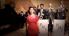"""The cover song geniuses at Postmodern Jukebox took on Sam Smith's """"Stay With Me,"""" this time adding a 1940s """"Old Hollywood"""" style to the top 40 hit."""