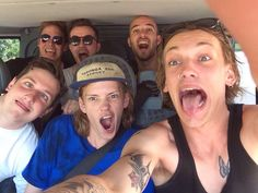 The Darling Buds Jamie Campbell Bower