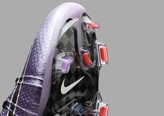 Urban Lilac, Bright Mango and Black. The new purple Nike Mercurial Superfly 2016 Boots introduce a striking metallic design, set to be worn by the likes of Arturo Vidal, Alexis Sanchez and Kevin De Bruyne.