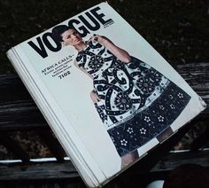 Vintage Vogue Sewing Pattern Book Counter Catalog 60s Paris Original Couturier