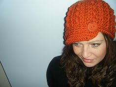 The Katy Cap @Sandra Vanderbeck Heyrich Cobaugh, free crochet pattern