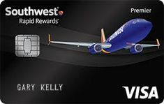 One of the best travel cards you can have is the Southwest Airlines Rapid Rewards Credit Card; especially, if you frequently fly with Southwest Airlines. Best Travel Credit Cards, Rewards Credit Cards, Business Credit Cards, Travel Cards, American Airlines, Credit Card Images, American Express Credit Card, Southwest Airlines, Credit Card Offers
