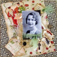 Grandma+in+1933 - Scrapbook.com