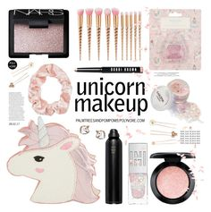 """Unicorn Makeup"" by palmtreesandpompoms ❤ liked on Polyvore featuring beauty, Skinnydip, Oribe, NARS Cosmetics, Bobbi Brown Cosmetics, MAC Cosmetics, Monsoon, Topshop, Accessorize and Vision"