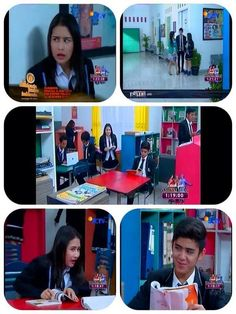 Aly & Prilly scene romantis