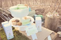 Serendipity Soiree: {Parties} Here comes Peter Rabbit...a whimsical woodland brunch at Peter's House by Catherine Jane Joy