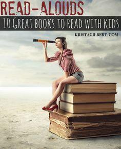 Reading aloud to kid
