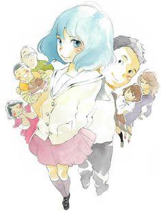 この漫画、おもろ刹那い…( ˘ω˘) 娘の家出/志村貴子 | ジャンプ改 公式サイト