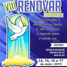 VIII Renovar Surubim | PE teve início hoje (14) e segue até domingo (17) | NoticiaBR.com