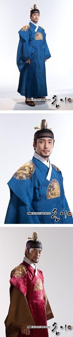 Dong Yi #DongYi 지진희