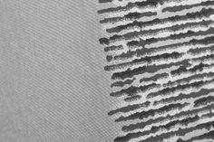 Textile satin tridimensional print