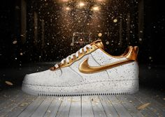 NIKE, Inc. - Unveiling the Next Air Force 1 Pearl Collection Release