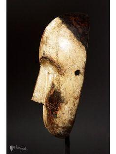 Ngil Society Mask, Fang, Gabon, Africa [2]