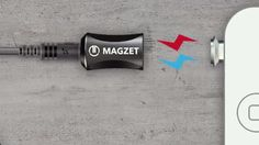 Magzet is aiming to do some innovating by turning any audio jack into a magnet connector. It's a simple change, but one that promises to make plugging in audio devices easier, and a whole lot cooler.