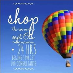 Tuesday shop with us at Shop the roe multi-sale @ 6PM EST http://ift.tt/2bOFOeg