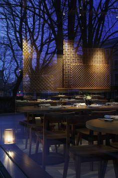 Korean restaurant brings the energetic Hongdae neighbourhood vibe to Angel Islington... http://www.we-heart.com/2015/01/28/bibigo-angel-islington-london/