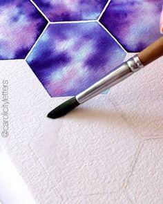 Like 2197 times 15 comments Sini vanamod Watercolor Galaxy, Galaxy Painting, Galaxy Art, Watercolor Projects, Watercolor Techniques, Art Techniques, Watercolor Ideas, Watercolor Pattern, Watercolor Design