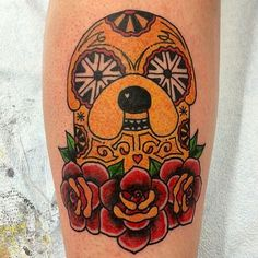 Dapper Ink Tattoo