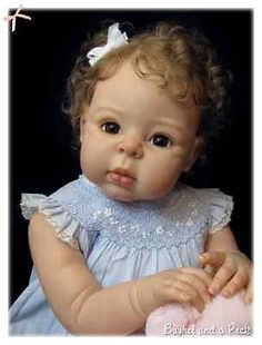 BoElle Custom Reborn Doll 4 betzaida95 ONLY  Little Darlins Nursery 1st Install