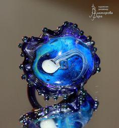 Жизнь внутри.. Стекло ручной работы от Веры Викторовой. Life inside. Handmade glass by Vera Viktorova