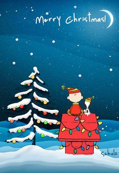 Feliz Navidad snoopy