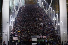 Protests held in Hungary against internet tax: march against attempt to restrict freedoms.