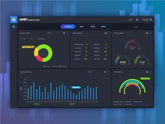 Energy Dashboard by shoby cc