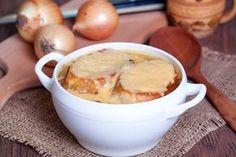 Луковый суп — классический рецепт