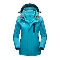 f6a69a0b10 Waterproof Breathable Skiwear for Women - Jacket - Bluhike - 1 Winter  Jackets Women