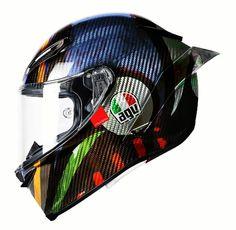 The Motorcycle Helmet Art of Hello Cousteau