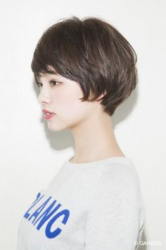 Very short bob Short Hairstyles For Women, Hairstyles Haircuts, Cool Hairstyles, Girl Short Hair, Short Hair Cuts, Shot Hair Styles, My Hairstyle, Pixies, Great Hair