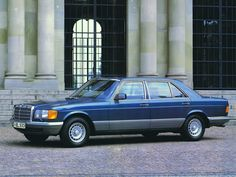 1980 Mercedes-Benz 500SEL (W126) | Flickr - Photo Sharing!