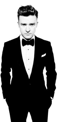 JT Suit & (Bow) Tie
