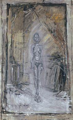 Alberto Giacometti, Grand Nu