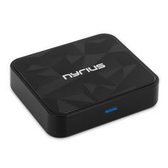 The Nyrius Songo℠HiFi Bluetooth Music Receiver is the perfect plug n' play solution for wireless audio streaming. http://www.zocko.com/z/JGgAd