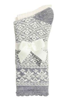 2 pár zokni   H&M