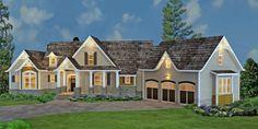 Tres Le Fleur House Plan - Home Plan Design